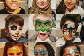 Face paint designs happy faces bingley