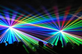 Cheshire Laser Shows