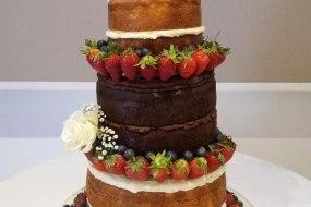 Naked Wedding Cakes Dorset & Hampshire