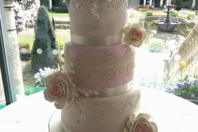 Traditional Tiered Wedding Cakes Hampshire & Dorset