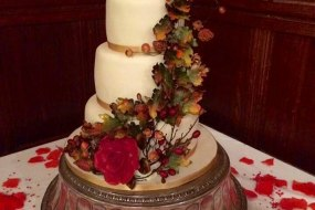 New Forest Wedding Cakes