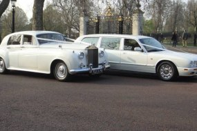 Silver Cloud and X300 Daimler