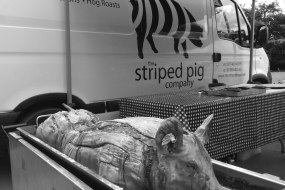 The Striped Pig Hog Roast
