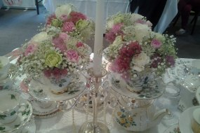 Swingletree Vintage China Hire