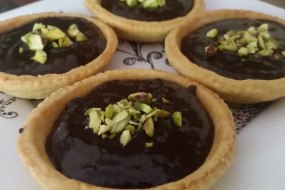 Irresistible Chocolate Tarts