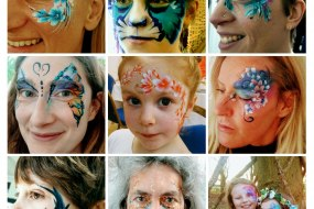 facepainting by sunny-faces Newbury