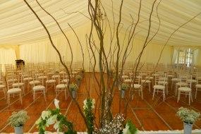 Marquee Ceremony / Dance Floor Area