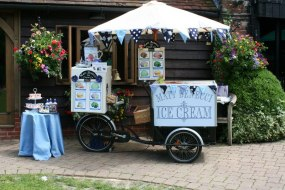 Our charming icecream tricycles http://benecciicecreambikes.co.uk