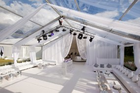 Luxury wedding interior fit out