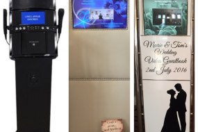 Video, Photo & Karaoke Kiosks at Guest Factor Oxfordshire