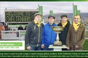 Fotofantasies Cheltenham cup theme