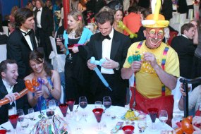 Circus Entertainment at a Party