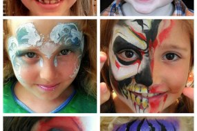 JuliaArts Childrens Face Painting Barnsley
