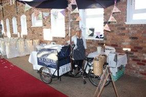 Angie's Ice Cream Bike