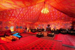 Atmospheric Events by The Arabian Tent Co