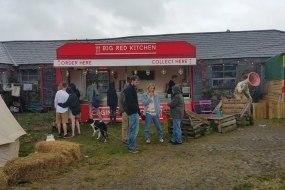 Big Red Kitchen at AudioFarm Festival 2016