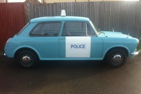 Austin 1100 Police Car For Hire