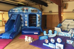 BJs Bouncy Castle