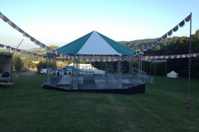10m Bandstand Stage at Bestival