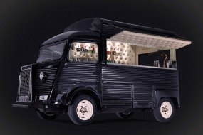 Mobile Cocktail Bar - Bar de Cru