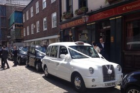Wedding Taxi Fleet
