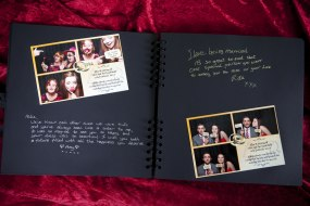 Guest book from Premium Photo Booths