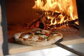 Boycey's Wood Fire Pizza Oven