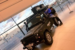 Land rover discovery defender marshall land rover