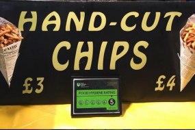 Fresh Hand Cut Chips