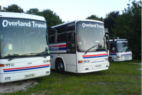 Overland Travel (Sussex) Limited
