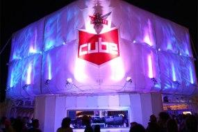 Smirnoff pop up nightclub and bar