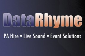 DataRhyme - PA Hire, Live Sound and Events