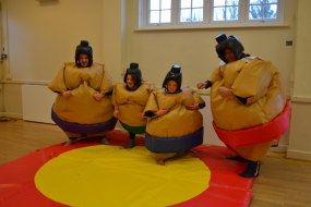 Who will win the Sumo Battle!