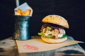Trailer Trash Street Food Burger