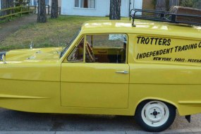 Del Boy Trotters Van For Hire