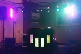 Mobile disco DJ in Wiltshire
