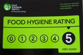 EpiCatering Food Hygiene Rating