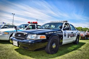 Police Car For Hire