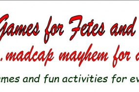 FUN & GAMES for FETES and PARTIES