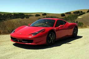 Ferrari Car Hire