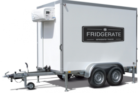 Fridgerate's 3.0m refrigerated trailer