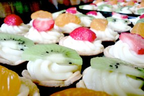 Homemade fruit Tartlets