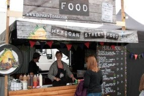 Our Mexican Street Food Stall