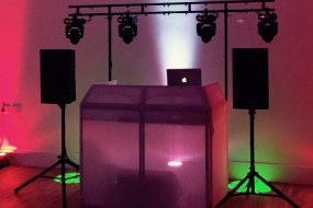 Gold DJ Hire Package