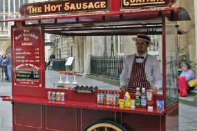 The Hot Sausage Company