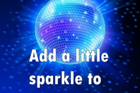 Add A Liitle Sparkle To Your Event