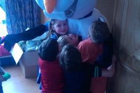 Another stunning performance from Olaf.....