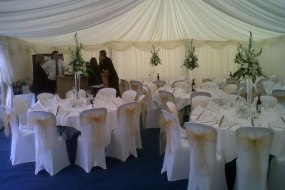 Wedding in Hastings that Zest provided BBQ catering