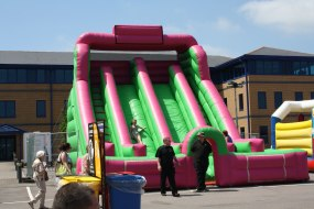Mega Slide for hire