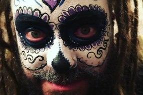 Sugar skull by Celestae's Fantasy Faces